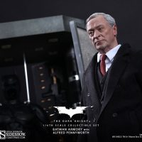 Batman Armory With Alfred Sixth Scale Figure