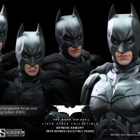 Batman Armory With Bruce Wayne And Alfred Pennyworth Sixth Scale Figure Set Batman Facial Expressions
