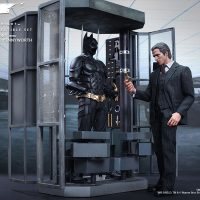 Batman Armory With Bruce Wayne Sixth Scale Figure