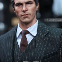 Batman Armory and Bruce Wayne Figure with Christian Bale head sculpt