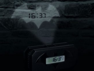 Batman Bat-Signal Projection Alarm Clock