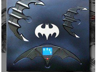 Batman Batarang 11 Scale Prop Replica Set
