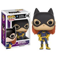 Batman Batgirl 2016 Version Pop Vinyl Figure