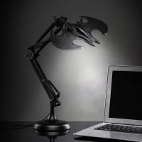Batman Batwing Poseable Desk Lamp