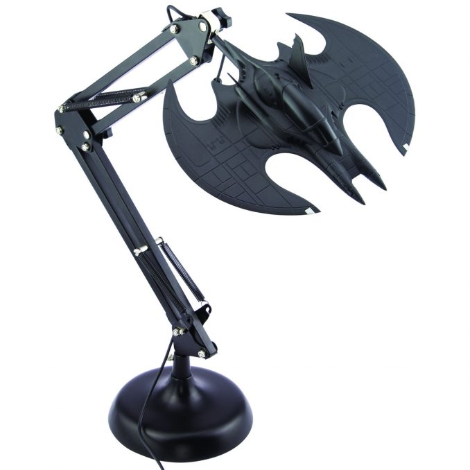 Batman Batwing Poseable Desk Light