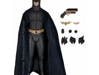 Batman Begins 1 4 Scale Action Figure