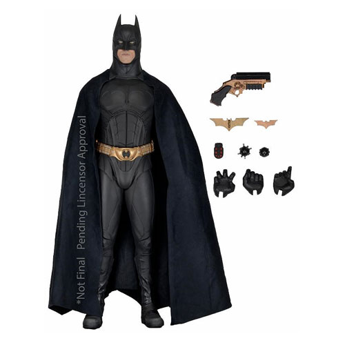 Batman Begins 1 4 Scale Action Figure