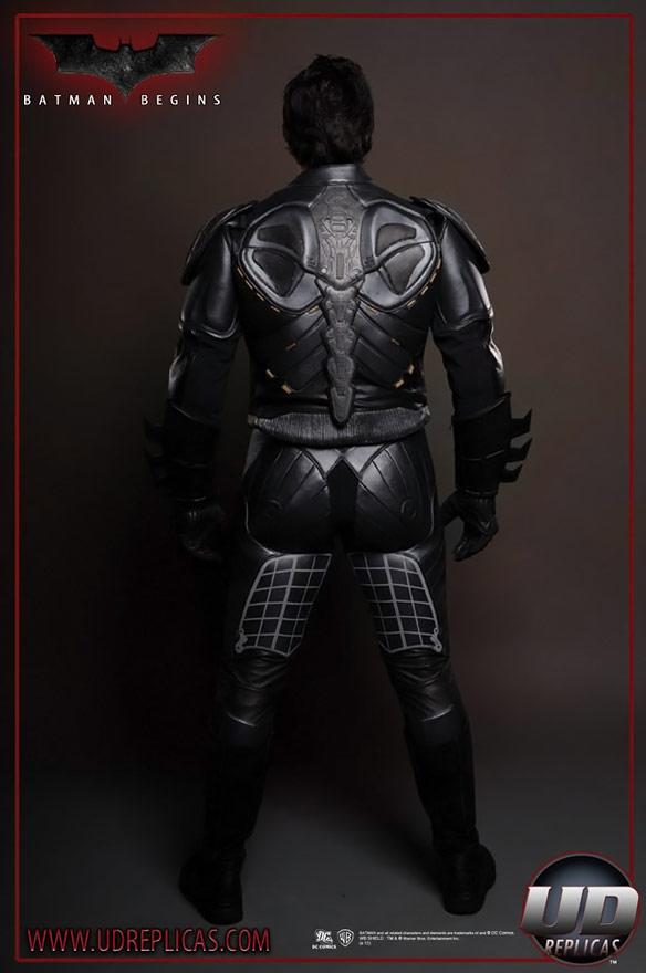 Batman Begins Pre Suit Replica NOMEX Design
