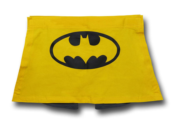 Batman Belt Caped Boxers