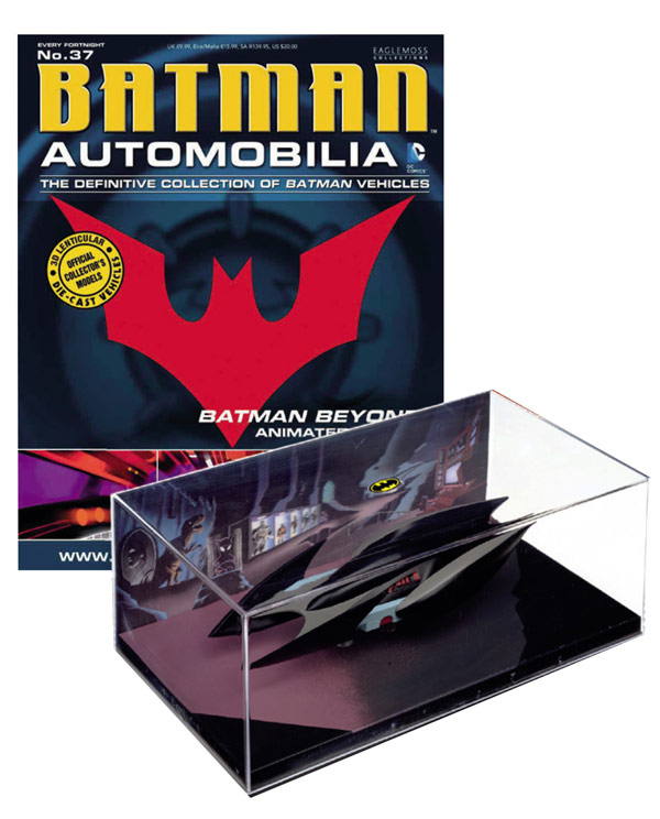Batman Beyond Animated Series Batmobile Vehicle
