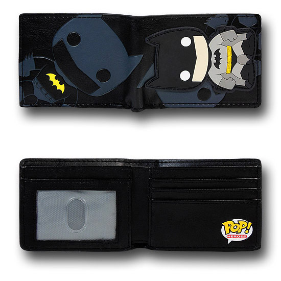 Batman Bi Fold Wallet