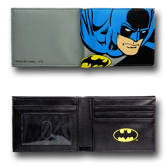 Batman Big Caped Crusader Wallet