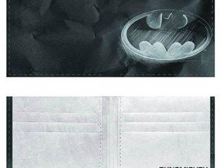Batman Billfold Wallet
