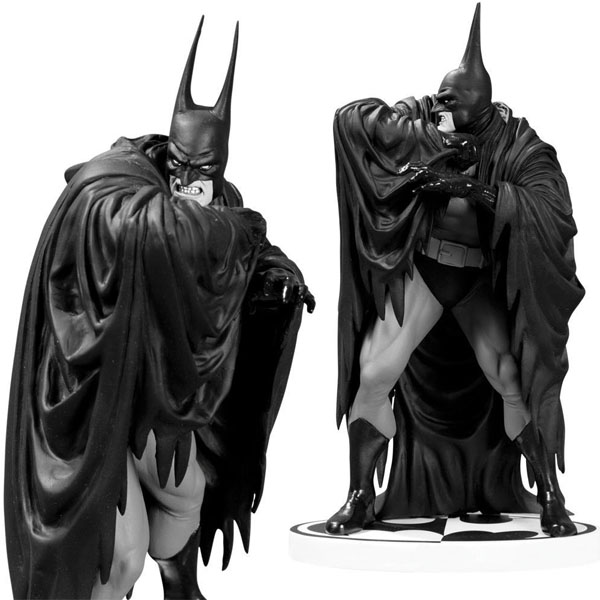 Batman Black And White Statue Kelly Jones Edition