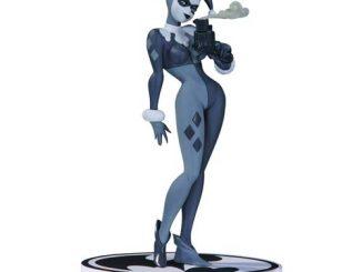 Batman Black and White Harley Quinn 2nd Edition Statue