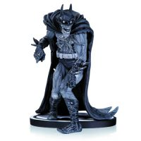 Batman Black and White Zombie Batman Statue