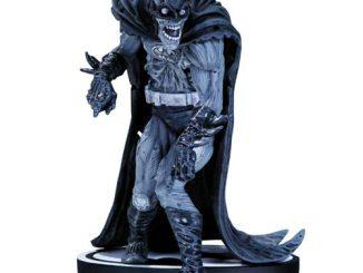 Batman Black and White Zombie Batman Statue