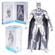 Batman Black and White by Jim Lee Action Figure