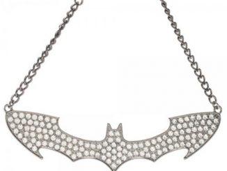 Batman Bling Logo Choker