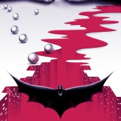 Batman Born of Blood Shirt