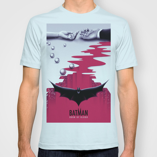 Batman Born of Blood T-Shirt