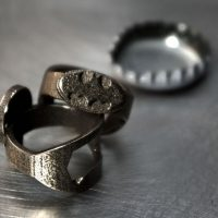 Batman Bottle Opener Ring