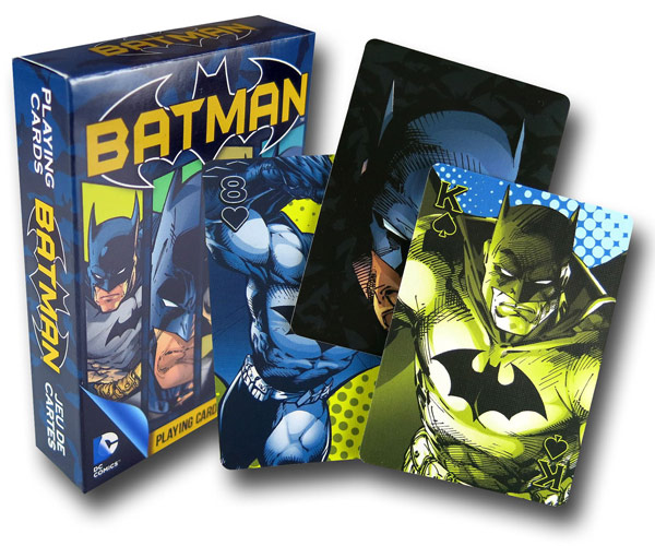 Batman Boxed Playing Card Set