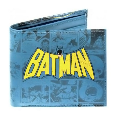 Batman Boxed Wallet