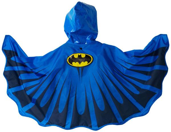 Batman Boys Raincoat