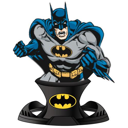 Batman Bust DC Comics Resin Paperweight