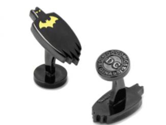 Batman Cape Glow-in-the-Dark Cufflinks
