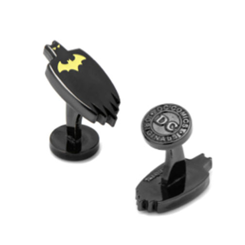 Batman Cape Glow-in-the-Dark Cufflinks