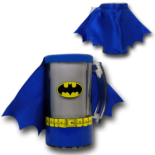 Batman Caped Costume Mug With Handle