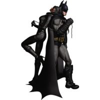 Batman Catwoman Arkham City Duo