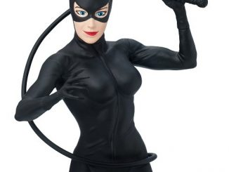 Batman Catwoman Bust Bank