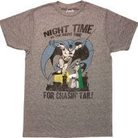 Batman Catwoman Chasin Tail T-Shirt