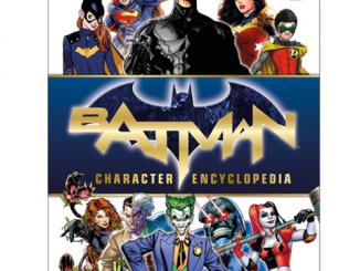 Batman Character Encyclopedia Hardcover Book