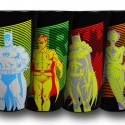 Batman-Characters-Black-Pint-Glass-Set