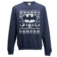 Batman Christmas Jumper