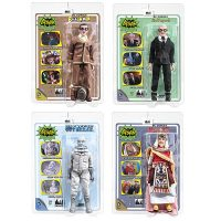Batman Classic 1966 TV Series 4 8-Inch Action Figure Set