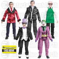 Batman Classic 1966 TV Series 8-Inch Action Figure Set
