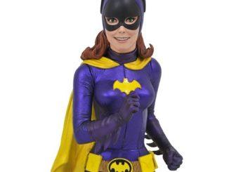 Batman Classic 1966 TV Series Batgirl Bust Bank