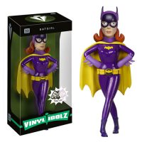 Batman Classic 1966 TV Series Batgirl Vinyl Idolz Figure