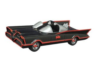 Batman Classic 1966 TV Series Batmobile Bank