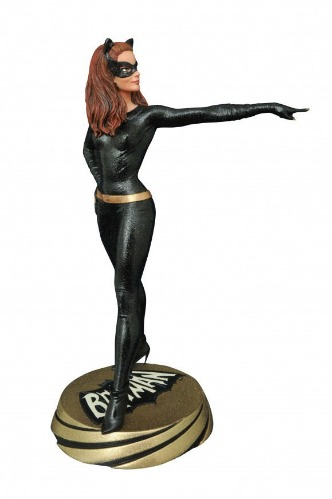 Batman Classic 1966 TV Series Catwoman Premier Collection Statue 1