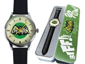 Batman Classic 1966 TV Series DC Watch Collection #5