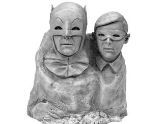 Batman Classic 1966 TV Series Dynamic Duo Batman and Robin Monolith 5-Inch Limited Edition Statue