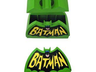 Batman Classic 1966 TV Series Logo Cookie Jar