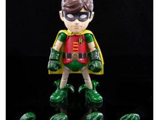 Batman Classic 1966 TV Series Robin Hybrid Metal Figuration Action Figure