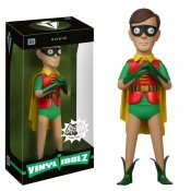 Batman Classic 1966 TV Series Robin Vinyl Idolz Figure